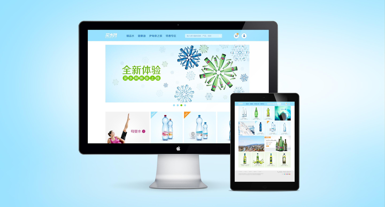 买水网电商平台设计开发